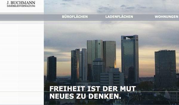 // Buchmann Immobilien