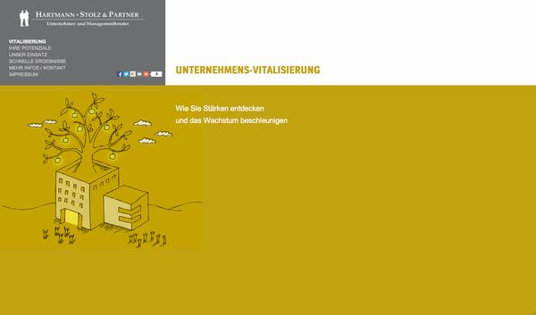 // Unternehmensberatung Webtext1
