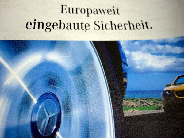 // Mercedes-Benz / Händler CD-ROM