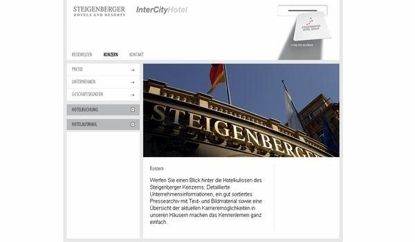 // Steigenberger Hotels