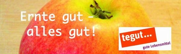 // tegut / Slogan für eine Herbstaktion