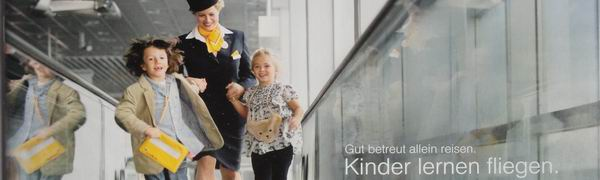 Lufthansa Kinder Service