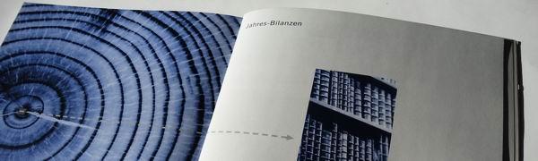 Deutsche Börse Geschäftsbericht ©Andrea Scheurle