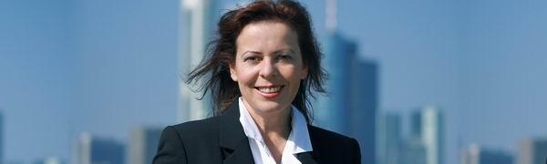 Andrea Scheurle Werbetext Frankfurt
